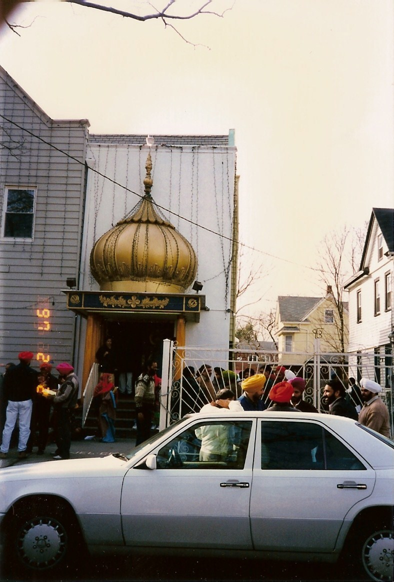 """LXVI A.  Richmond Hill, NY Gurudwara c. 1997   #Mistakenidentity   - Calm & Collected -   It is necessary to distinguish between, and emphasize the difference between, Sikhism and the faith that it is being mistaken for.   The Sikh Coalition Board Chairman, Narinder Singh, said:     """"I grew up here in the United States. I was born in Cincinnati, Ohio and I remember from the first Iran hostage situation to the first war in Iraq, to of course 9/11, and in each case we became a symbol of the other…. and it's not about mistaken identity, this shouldn't happen to anybody.""""    This is mistaken identity. Like you said, we are """"the other"""" in the United States. But why? Who is an American? What does he/she have to look like?   Furthermore, the Iran hostage situation, Iraq War, and 9/11 all have one thing in common. The """"enemy"""", or the other, were all predominantly of the same faith who we are being mistaken for.   —-"""