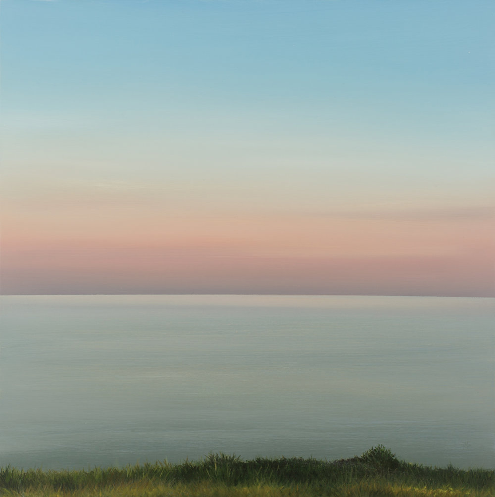 Evening Time, Howth Cliffs