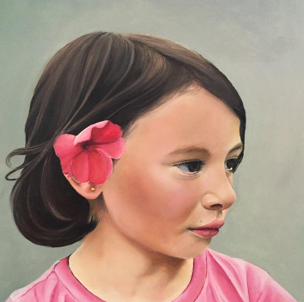 Portrait of Gabi