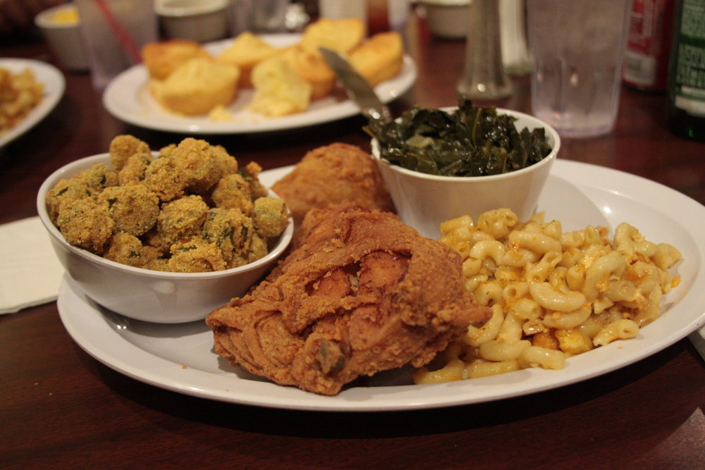 Soul Food: Image couretesy of  Jennifer Woodard Maderazo