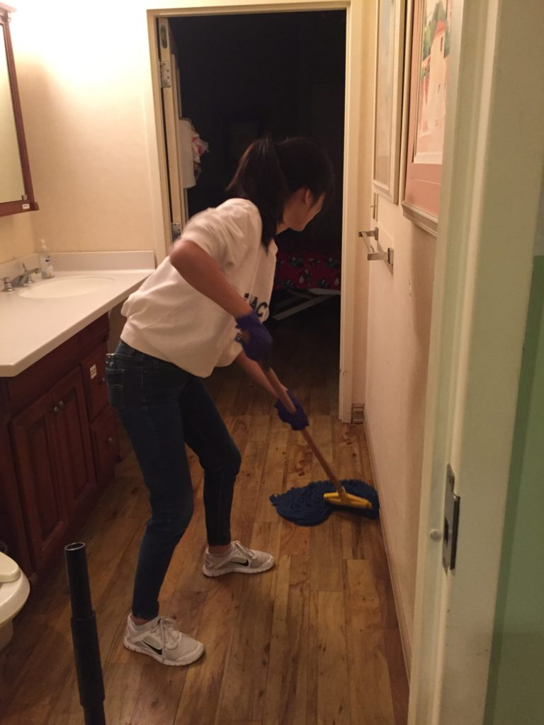 catherine-mopping-the-bathroom