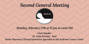 Second General Meeting (3)