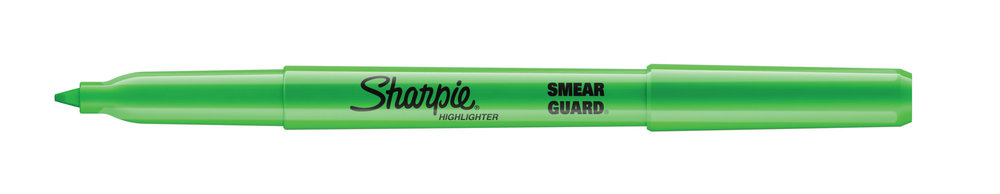 Sharpie-Highlighter_singles_caps-off-Green_RGB.jpg