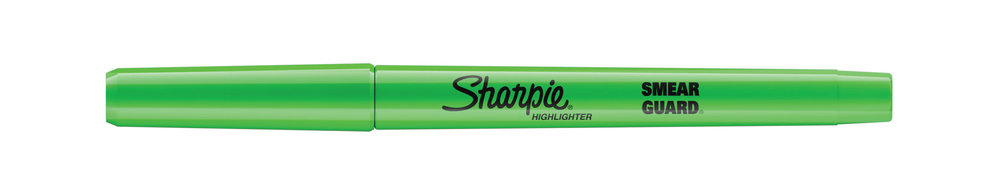 Sharpie-Highlighter_singles_caps-on-Green_RGB.jpg