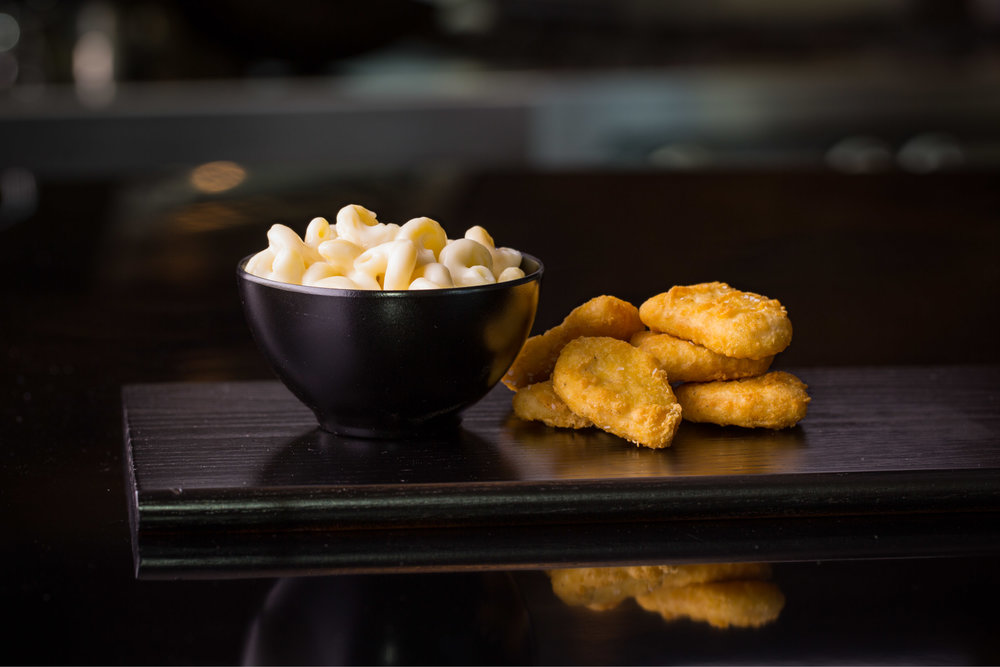 McD Chix Nuggets w White Cheddar Cavatappi.jpg