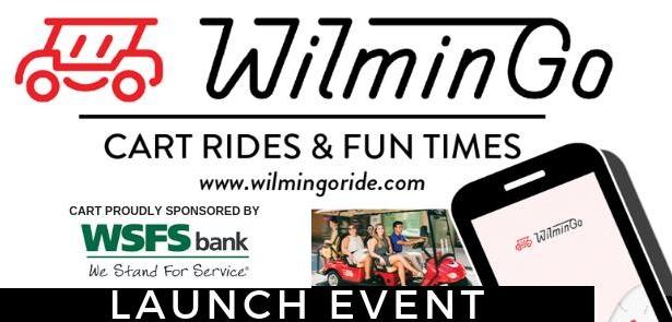 WilminGO Launch Event