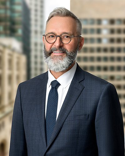 RICHARD MOORE - Vice President,Property Management