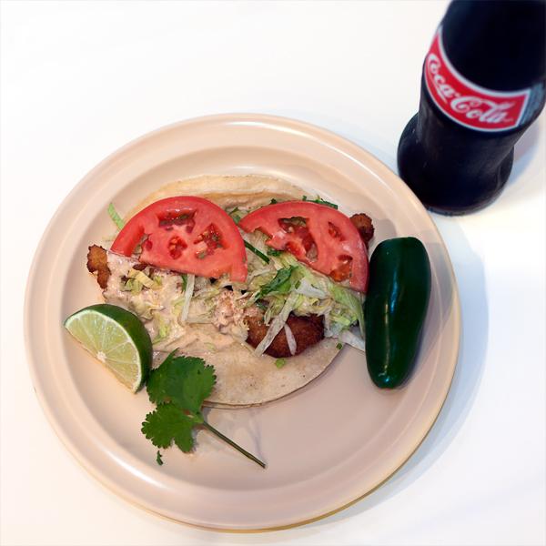 El Famous Fish Taco