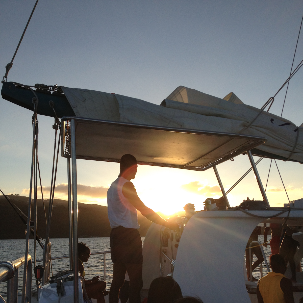 Catamaran Captain