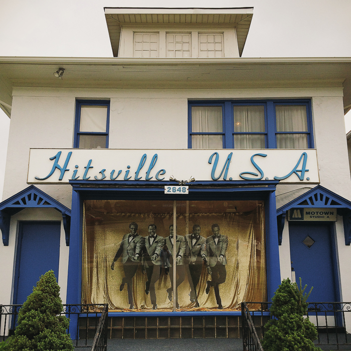 Motown Museum, Hitsville USA