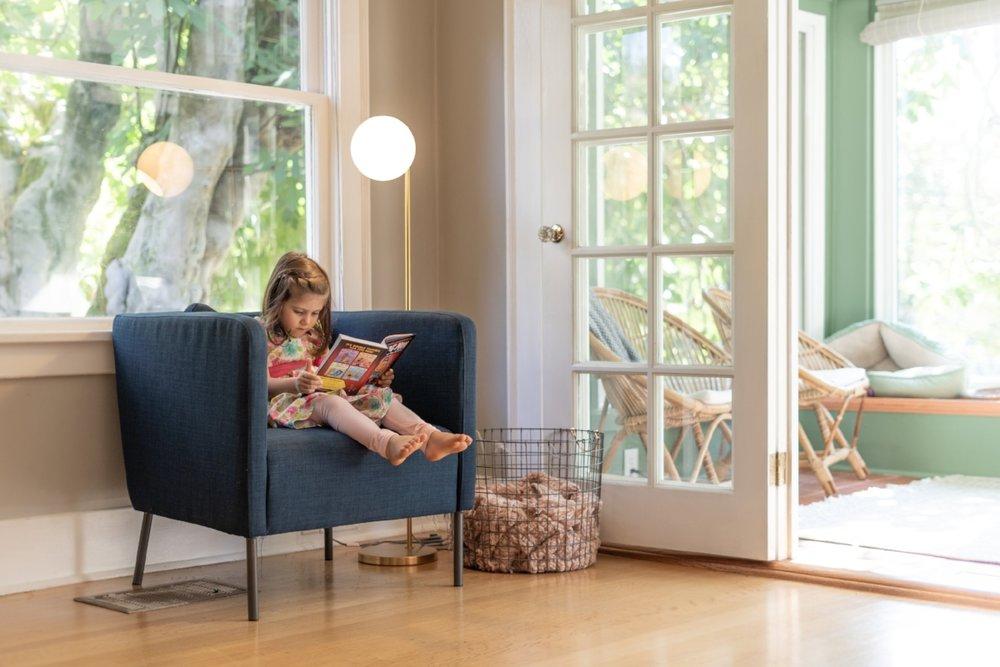 Raising Fearless Readers