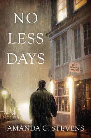 No Less Days by Amanda G. Stevens.jpg