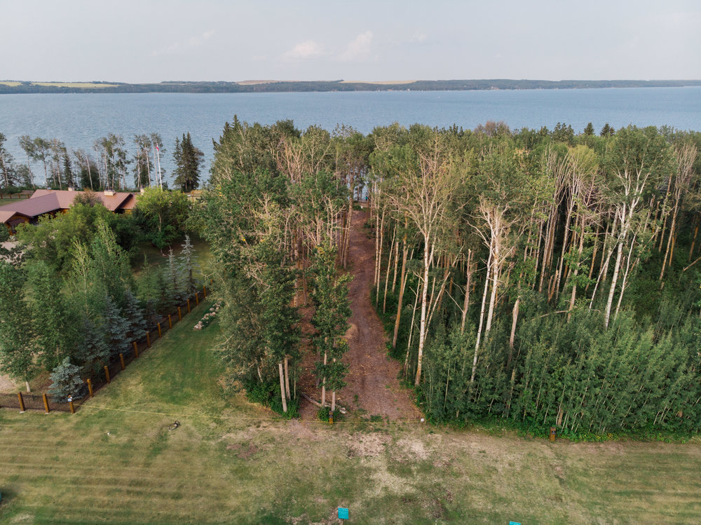 .75 acre to develop your dream lakefront property