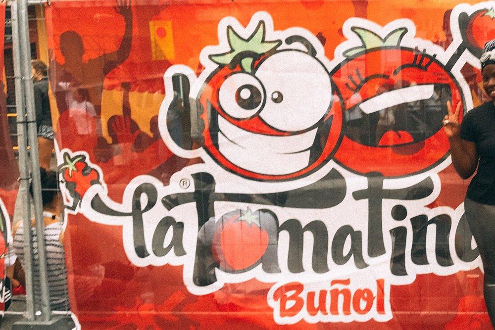 La Tomatino, Bunol, Spain