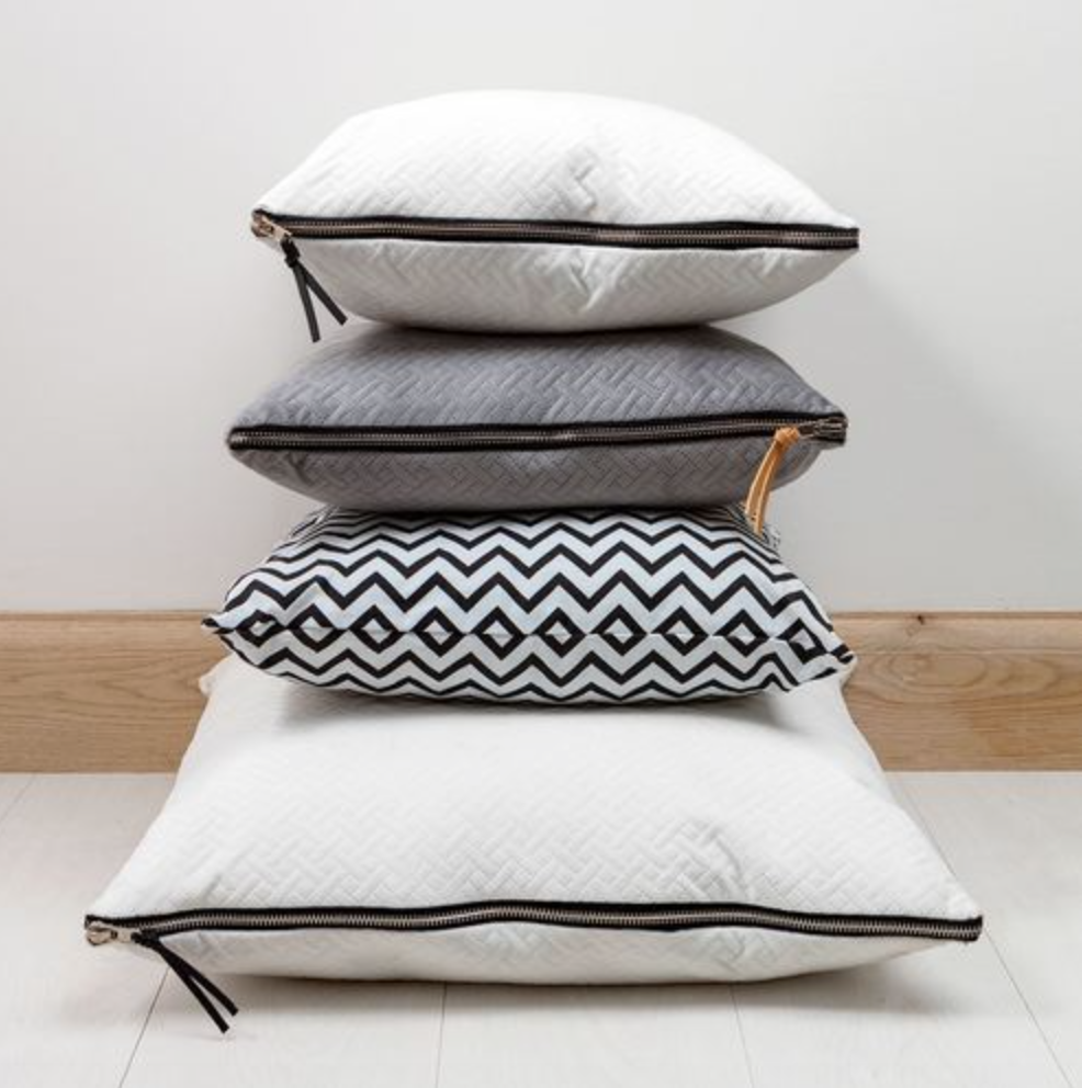 Check out our selection of Chickidee  Monochrome Cushions  starting from £12.00 each