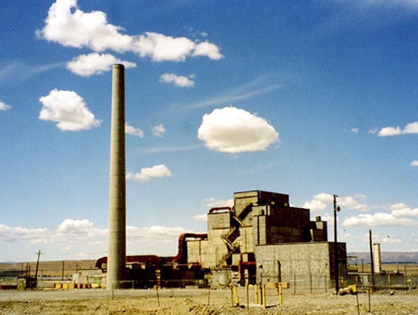 Hanford Plutonium Reactor.JPG