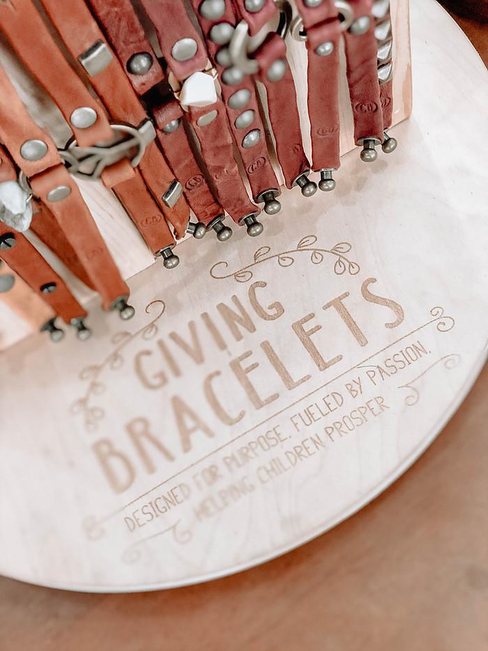 The Giving Bracelet