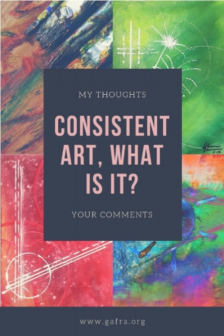 Consistent Art. What is it? It's something we all struggle with but, find out more, This short journal of my ideas and an easy way to understand it.