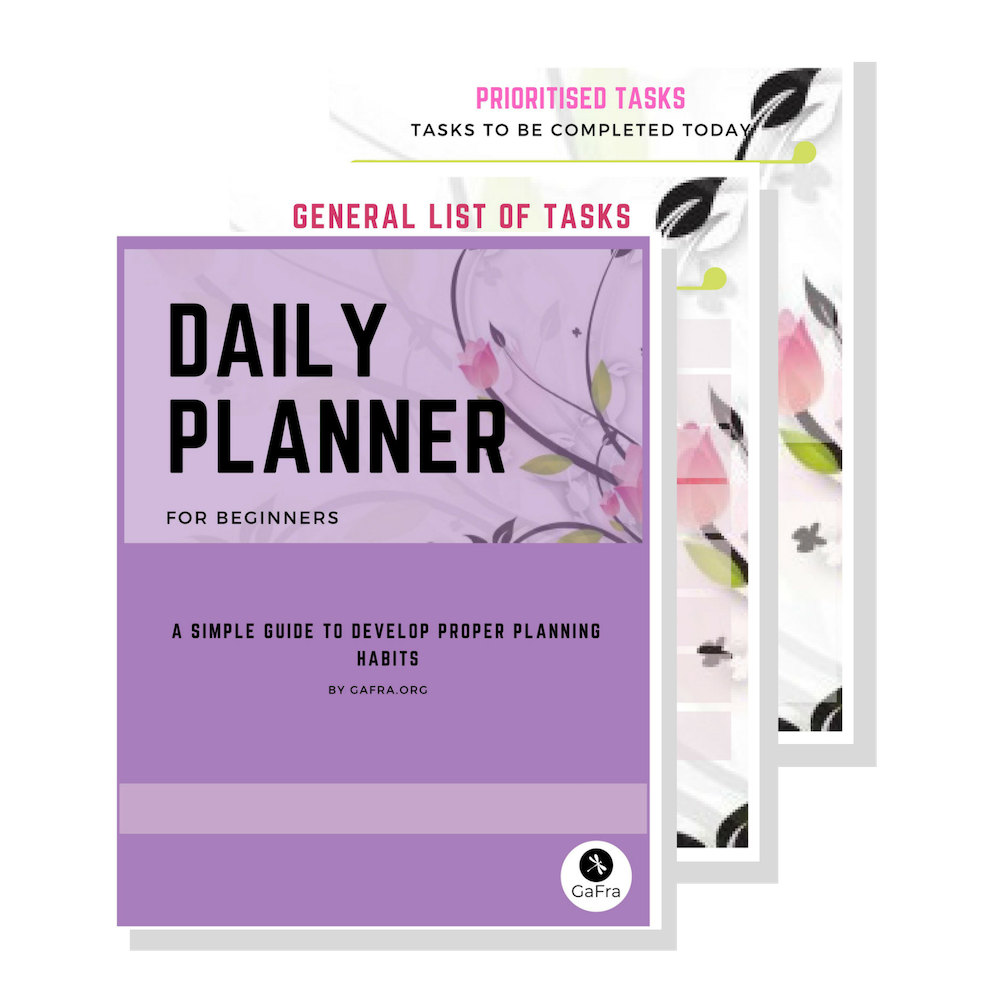 Get your  FREE DAILY PRINTABLE PLANNER  here at  gafra.org  and many other Printables.