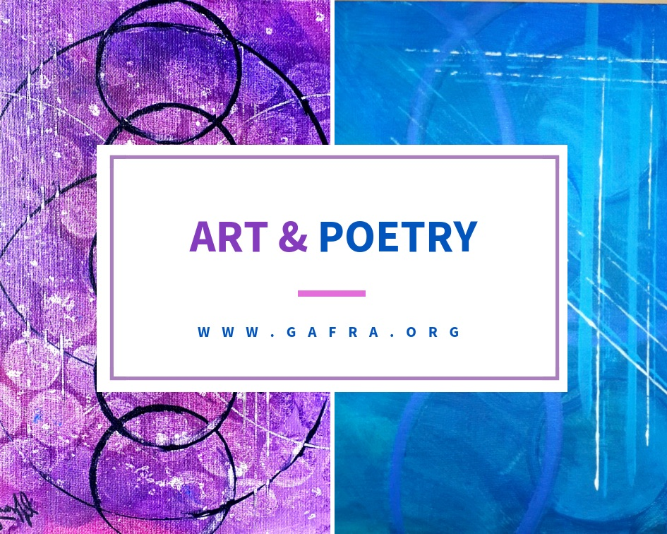 Art & Poetry, are they the same? Romantic poetry is beautiful, deep and tells you a lot in a few words.