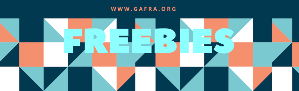 Get your FREEBIES. Check my site gafra.org or TriniArtStudio.org