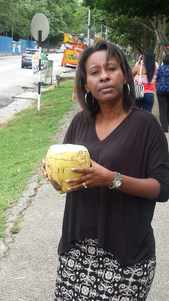 Having coconut water around the savannah. gafra.org