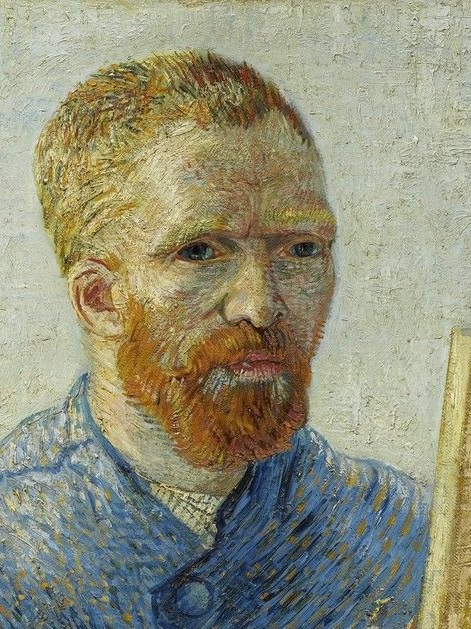 Vincent Van Gogh, a Self Taught Artist.