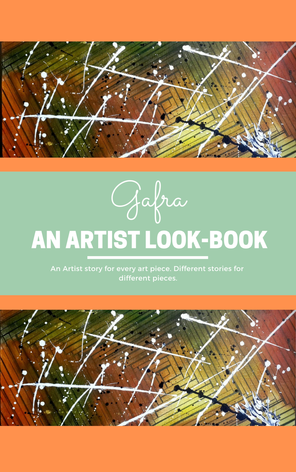 GET YOUR FREE GIFT - A book with my watercolour pieces and their story.