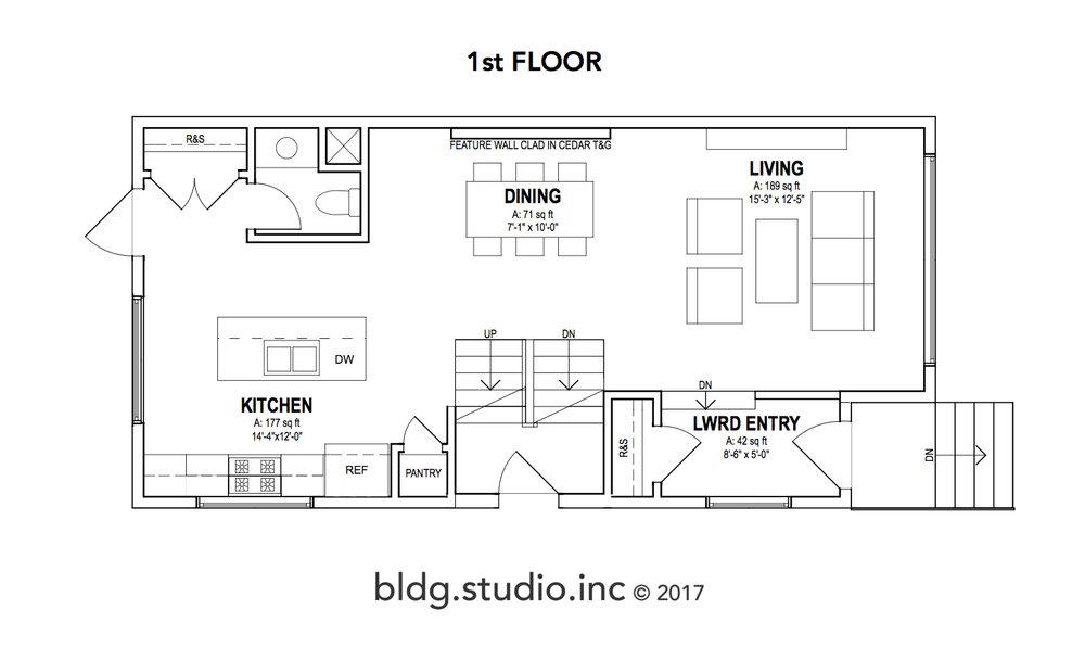 429B 5th Street - Main Floor