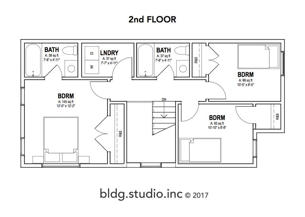 429B 5th Street - Second Floor