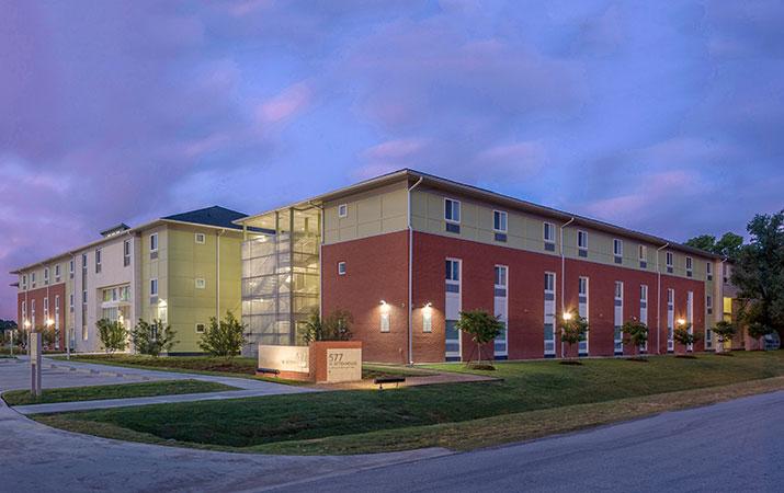 NEW HOPE HOUSING RITTENHOUSE -