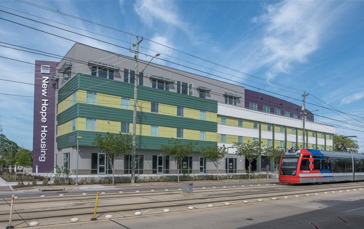 NEW HOPE HOUSING HARRISBURG -