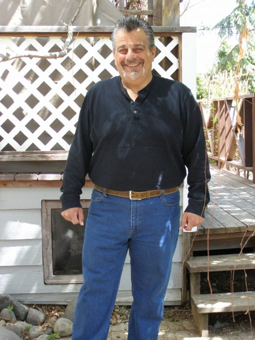 Richard Contreras - client of Jill Wichner