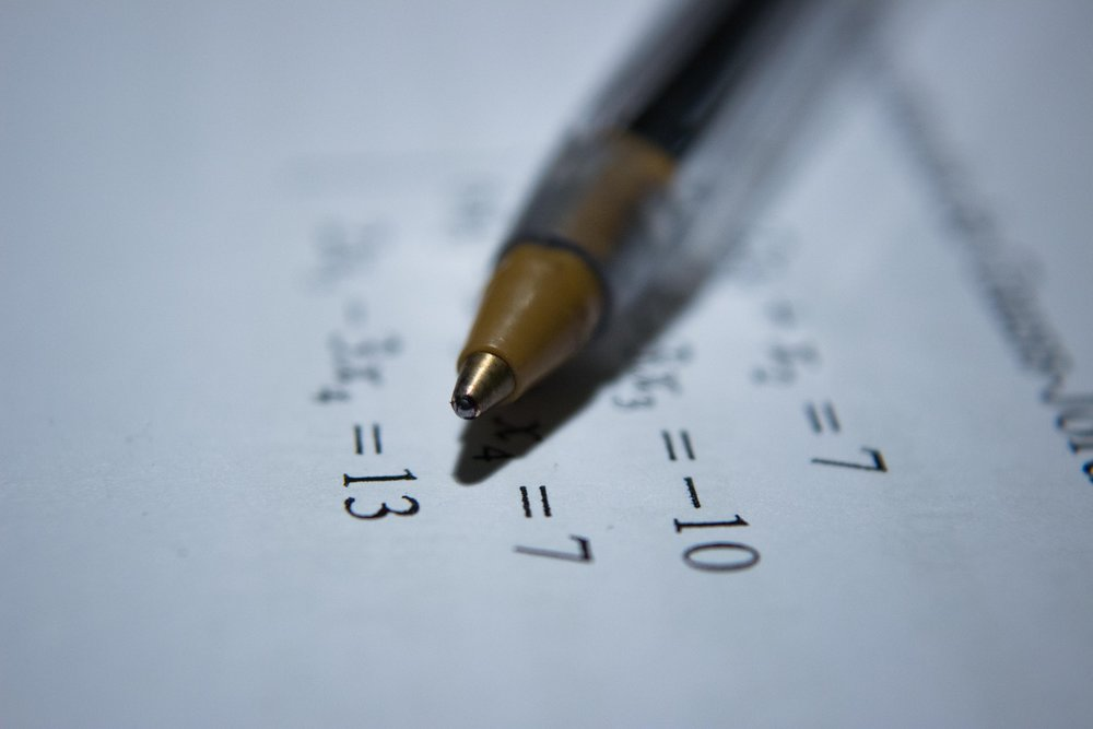 The Mathematics Test -  Tests concepts, skills and reasoning techniques taught in mathematics courses through grade 12. Areas included are:   Number and Quantity ( in real and complex number systems), Algebra and Functions, Geometry, Statistics and Probability. Unlike the Non-Calculator part of the SAT,  a calculator is permitted on the entire ACT Math test.