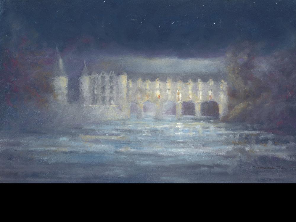 Chateau Chenonceau Soirée