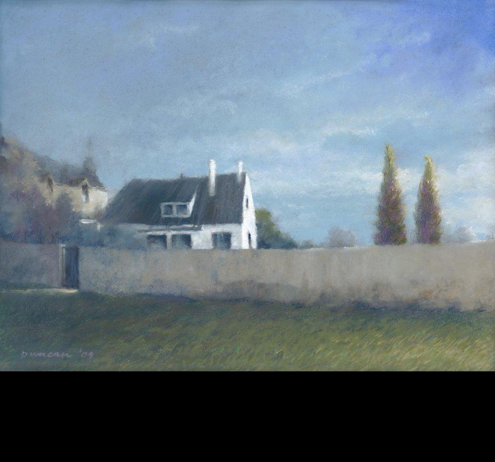 La maison à Normandie