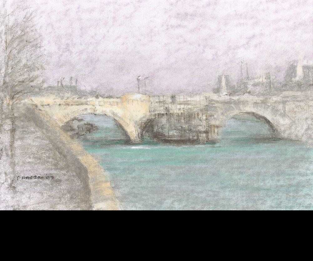 Le Pont Neuf, encore
