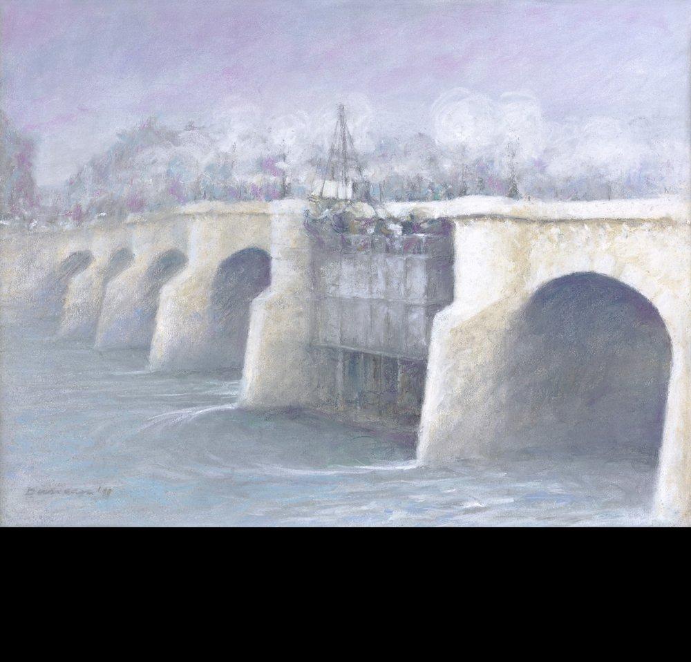La restauration du Pont Neuf