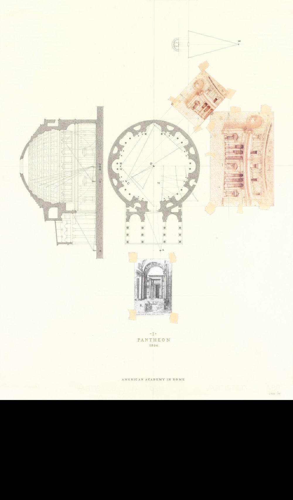 Pantheon - Finished