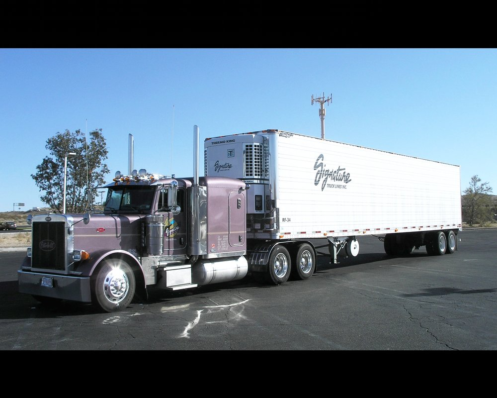 Trucking Jobs Calgary >> Signature Truck Lines