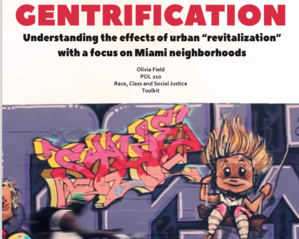 Gentrification - A Social Justice Toolkit