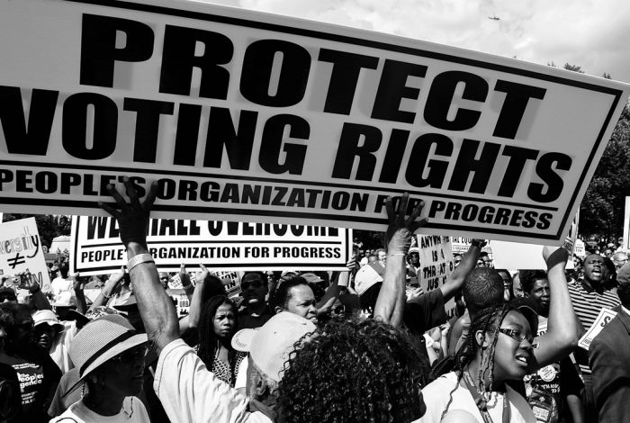 Protecting Voting Rights - A Social Justice Toolkit