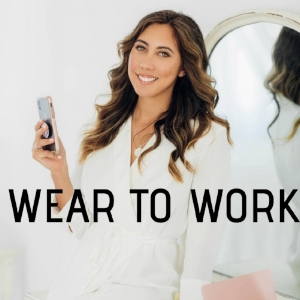 Wear To Work Podcast. I created this to showcase women succeeding in nontraditional roles while also discussing fashion in the workplace. Discussing fashion in general is important to me not only because it is an interest of mine, but because it used as such a factor for judgement in society today by all.