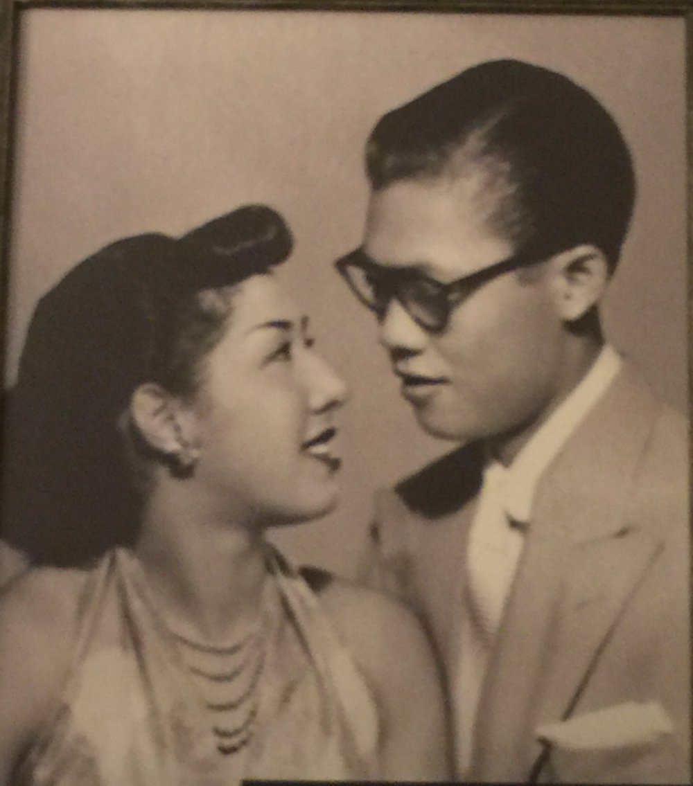 My Mom's Parents - My Grandparents