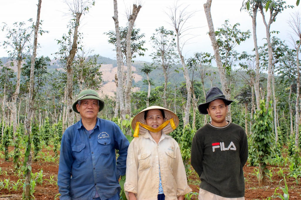 The Nguyen family - Dong Ha Quang Tri Province Central Vietnam