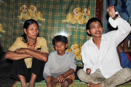 Tran Van Ngon and Family - Vietnam