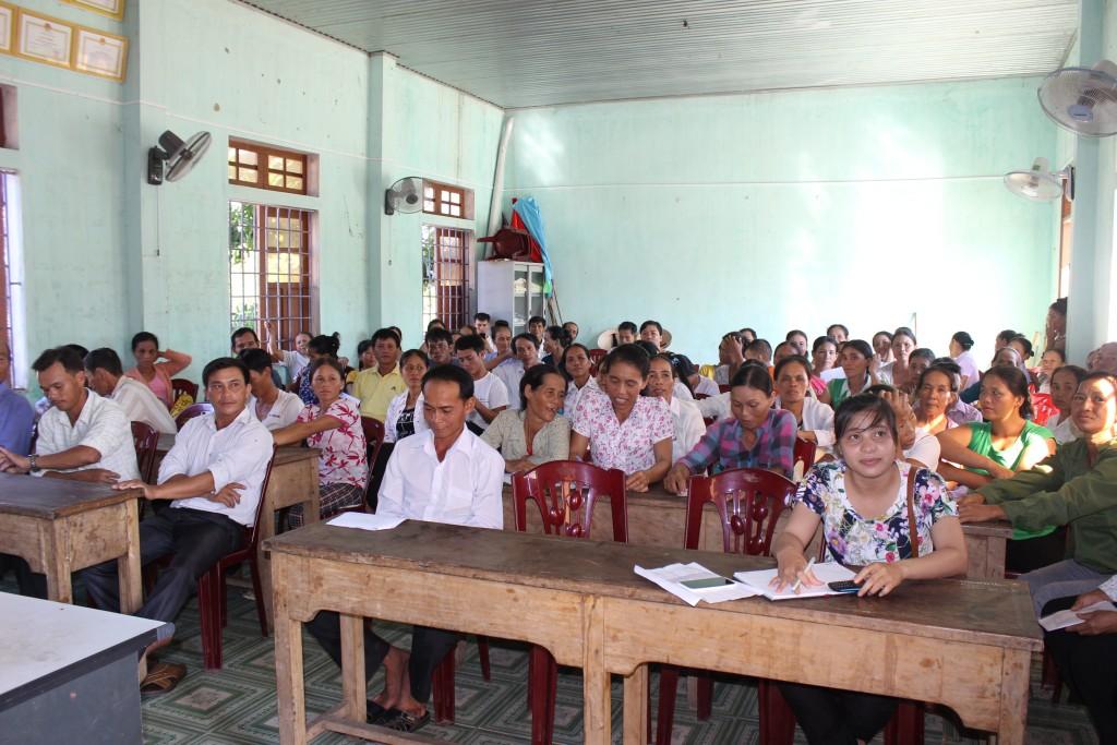 Project Applicants in Vietnam