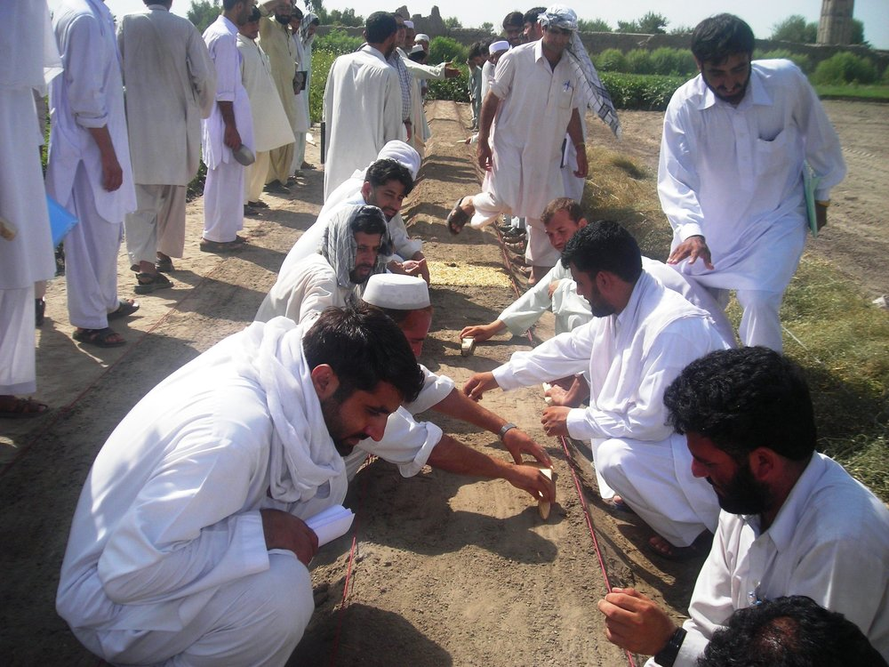 Over fifty agricultural Programs Completed -