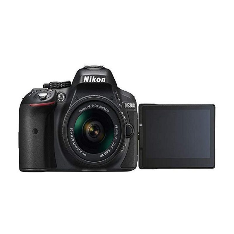 NIKON D5300 (with 18-55mm lens)