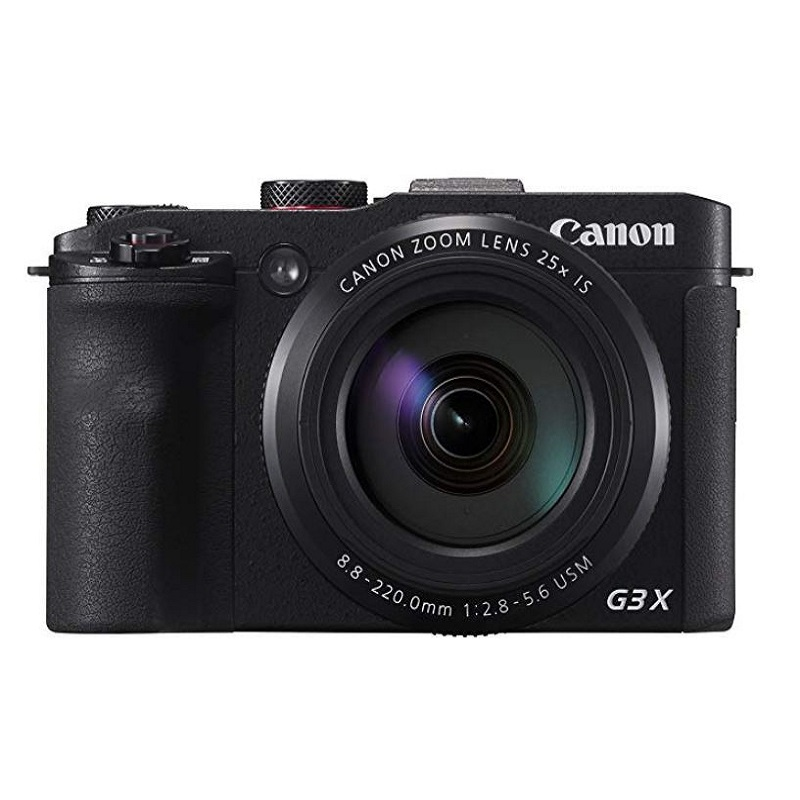 Canon Powershot G3 x Bridge